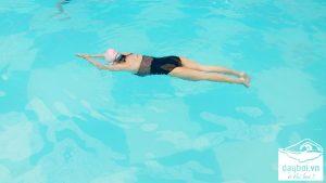 bạn nhận được gì sau khóa học bơi