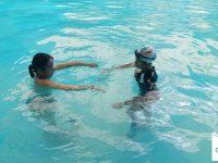 tập thể dục trong nước