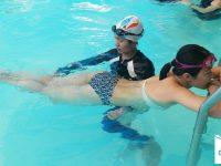 bơi dáng đẹp