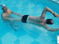 lỗi chìm người trong bơi sải