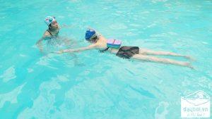 học bơi nhanh chóng