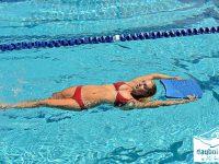 bổ trợ bơi ngửa