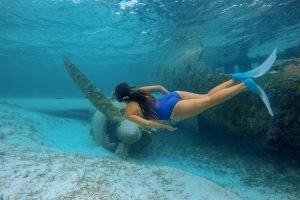 giảm căng thẳng nhờ môn lặn